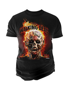 AMC The Walking Dead Burning Zombie T-shirt