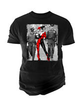 DC Comics Harley Quinn Prep Walk T-shirt