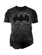 DC Comics Batman Broken Glass T-shirt