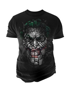 DC Comics Shattered Joker T-shirt