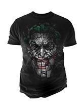 DC Comics Shattered Joker T-shirt