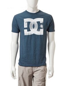 DC Shoes Wrecked Logo T-shirt