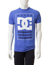 DC Shoes Stars & Stripes Logo T-shirt