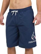 Realtree® Americana Logo Swim Shorts