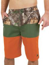 Realtree® Camo Color Block Swim Shorts
