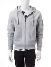 Southpole Thermal Pieced Hoodie