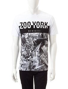 Zoo York White Tees & Tanks