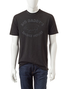 Rustic Blue Big Daddy's Smoke House T-shirt