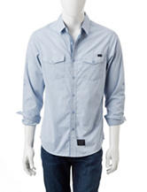 Marc Ecko Solid Camp Shirt