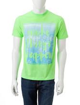 Ocean Current Make Things Happen T-shirt