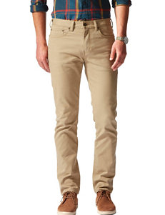 Dockers Khaki Slim Fit Stretch Pants