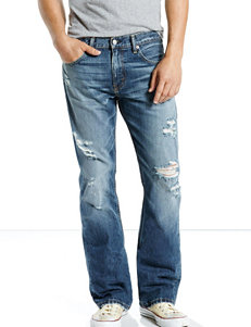 Levi's Blue Barnacle (Destruct) Bootcut