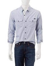 Mark Ecko Solid Woven Shirt
