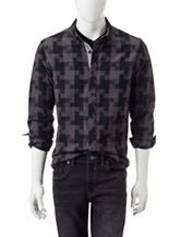Marc Ecko Geometric Print Shirt