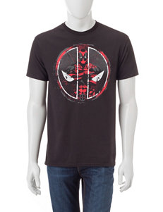 Marvel Deadpool Print T-Shirt