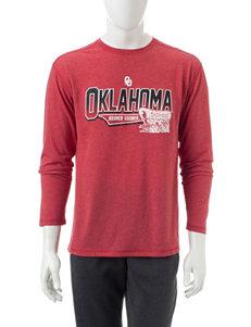 University of Oklahoma Earn It Heather T-shirt
