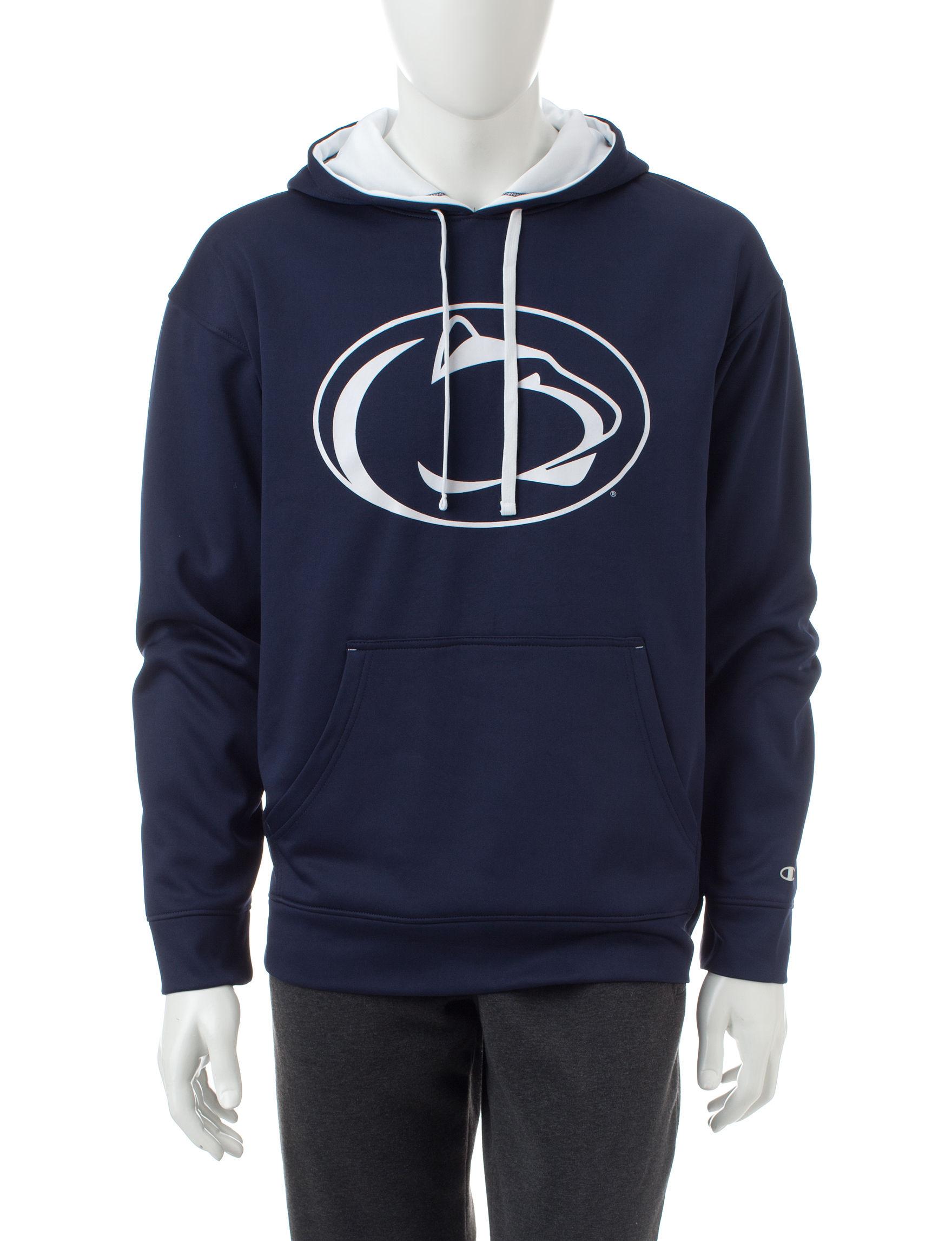 NCAA Navy Sweaters