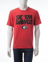Georgia Bulldogs Touchback T-shirt