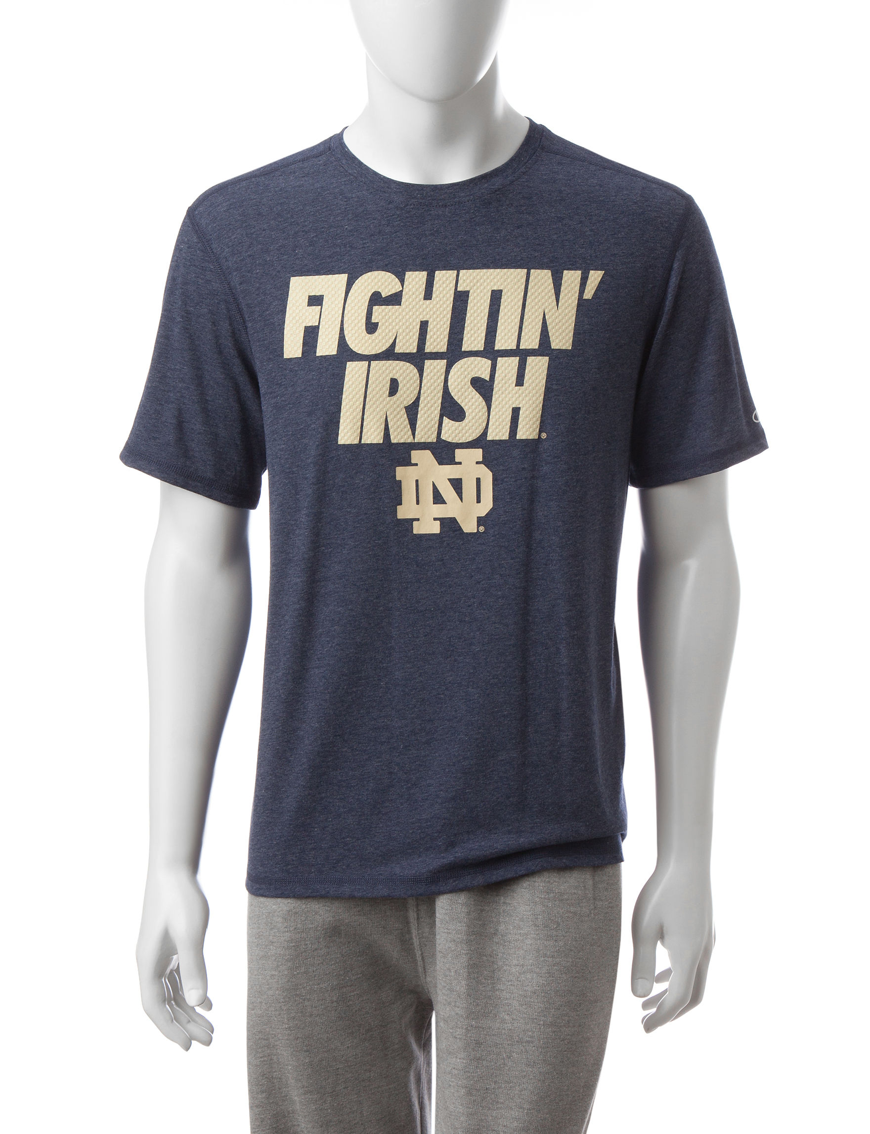 NCAA Navy Tees & Tanks NCAA