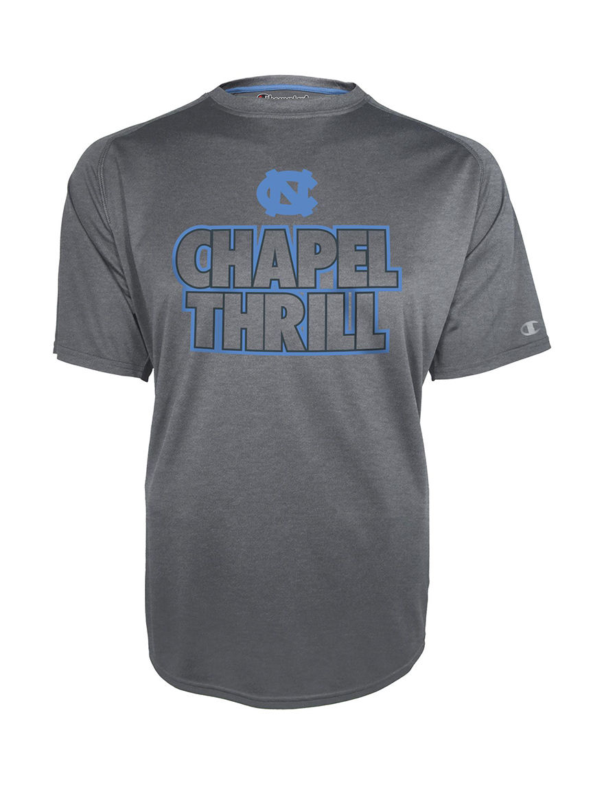 NCAA Grey Tees & Tanks