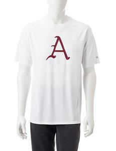 NCAA White Tees & Tanks NCAA