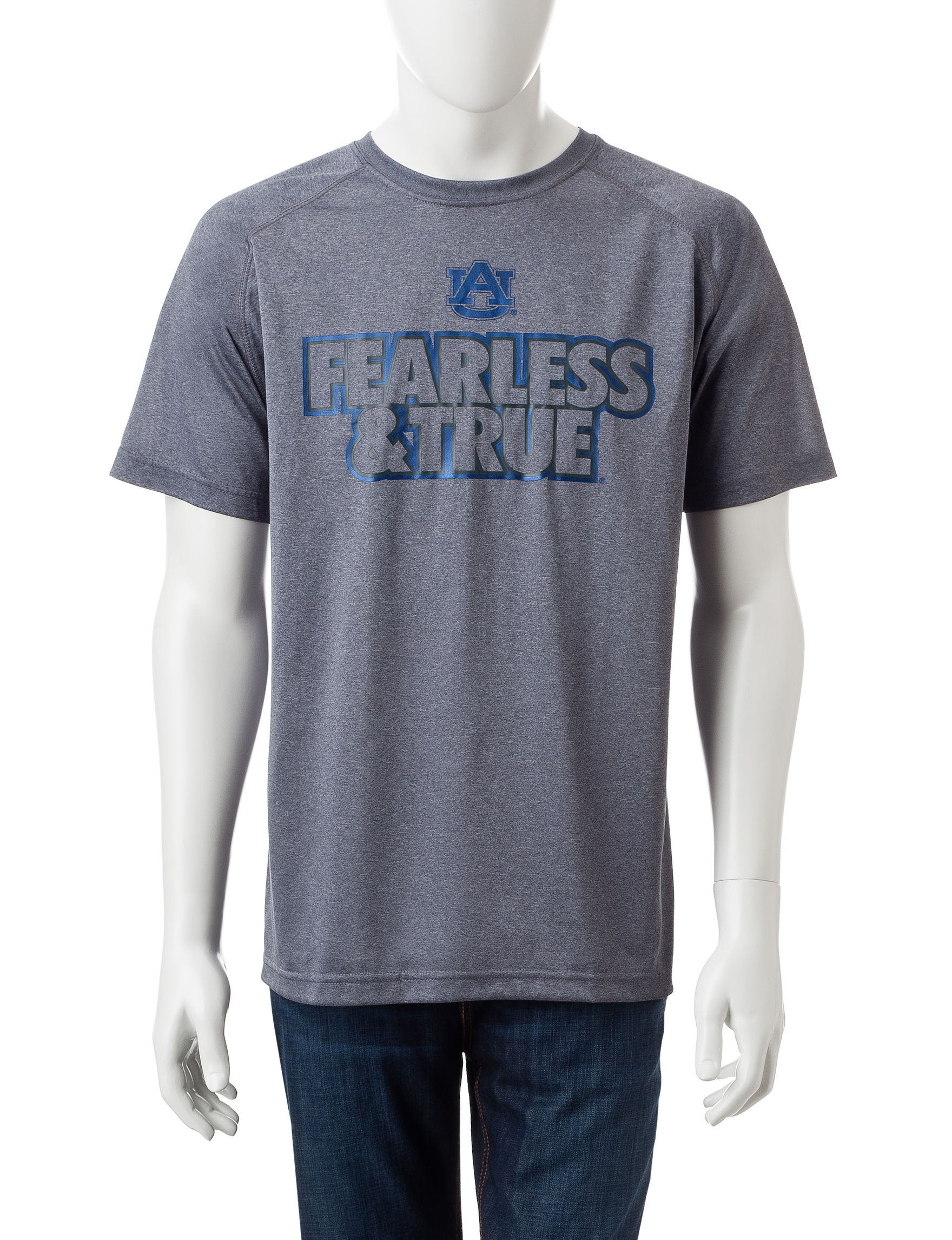 NCAA Grey Tees & Tanks NCAA