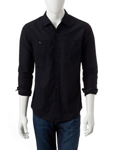 Signature Studio Textured Woven Shirt