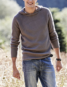 Signature Studio Ribbed Pullover Sweater