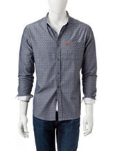 Ocean Current Dobby Woven Shirt