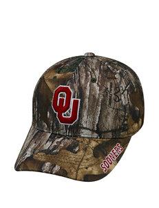 University of Oklahoma Camo Cap