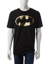 DC Comics Gold Foil Batman T-shirt