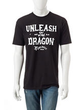 Fireball Unleash The Dragon T-shirt