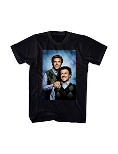 Step Brothers Screen Print T-shirt