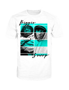 Biggie & Snoop Screen Print T-shirt