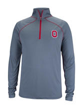 Ohio State University Graphite Pull Over Hoodie