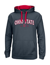 Ohio State University Graphite Hoodie