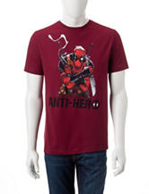 Marvel Deadpool Anti-Hero T-shirt