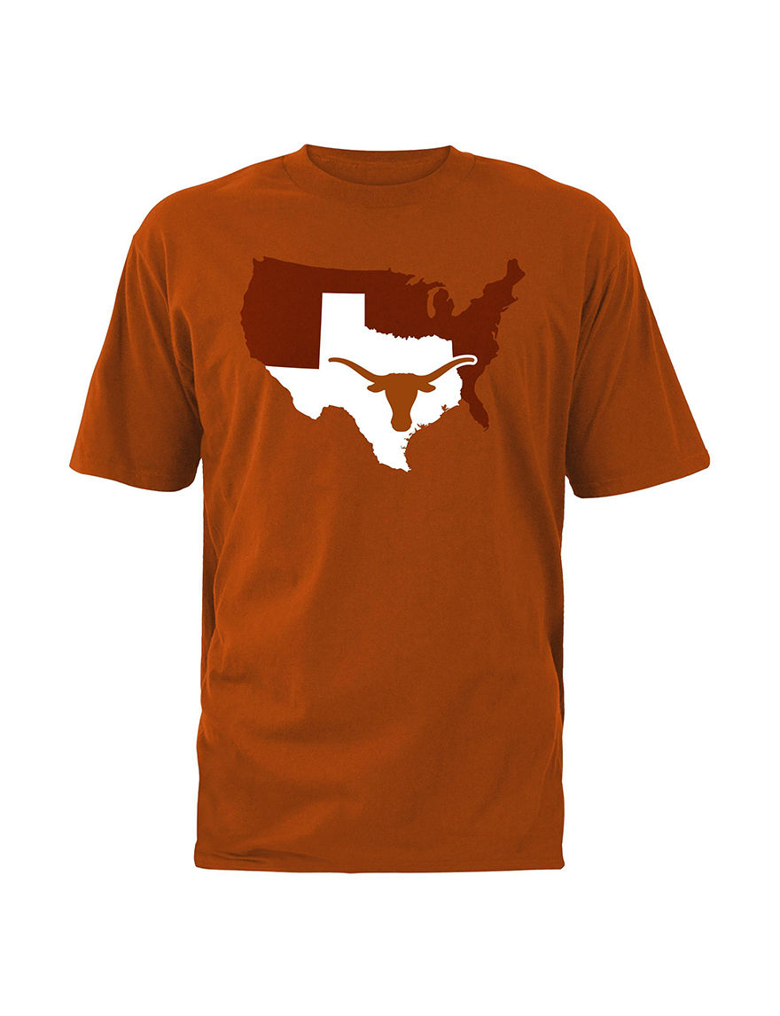 NCAA Texas Orange Tees & Tanks NCAA