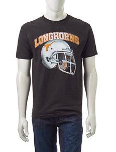 NCAA University of Texas Vapor Helmet T-Shirt