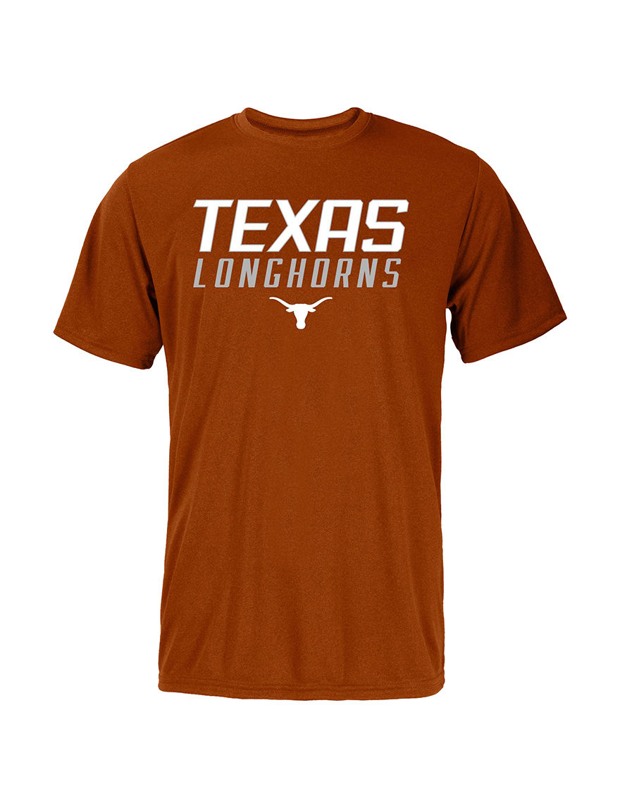 NCAA Texas Orange Tees & Tanks NCAA