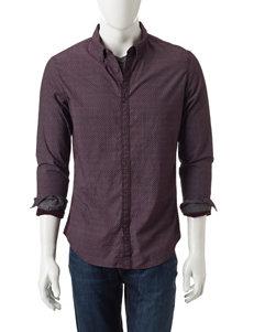 Calvin Klein Geometric Print Shirt