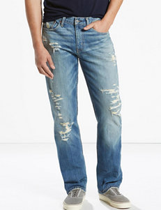 Levi's 514 Destruction Jeans