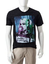 DC Comics Harley Quinn Photo T-shirt