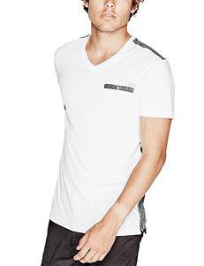 G by Guess Talmon Side Zip T-Shirt