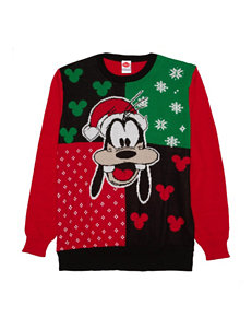 Don't Be Mad Be Goofy Christmas Sweater
