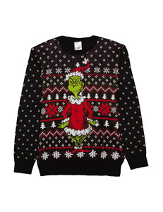 Grinchmas Ugly Christmas Sweater