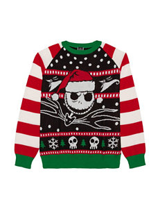 Nightmare Jack Ugly Christmas Sweater