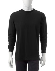 Spalding Solid Knit T-shirt