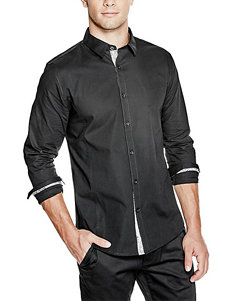 G by Guess Brailin Twill Woven Shirt