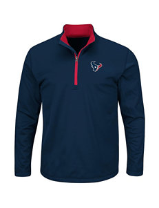 Houston Texans 1/4 Zip Pullover